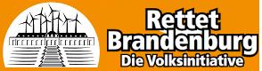 Rettet Brandenburg Banner